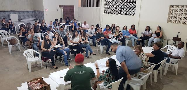 Programa Estadual de Qualificação forma mais duas turmas em Pinhal