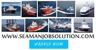 crew for offshore supply vessel, ahts, crew boat