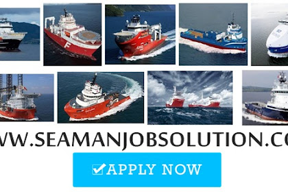 Recruitment AB, OS for MPSV Vessel