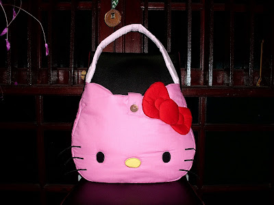 Tas Kain hello kitty
