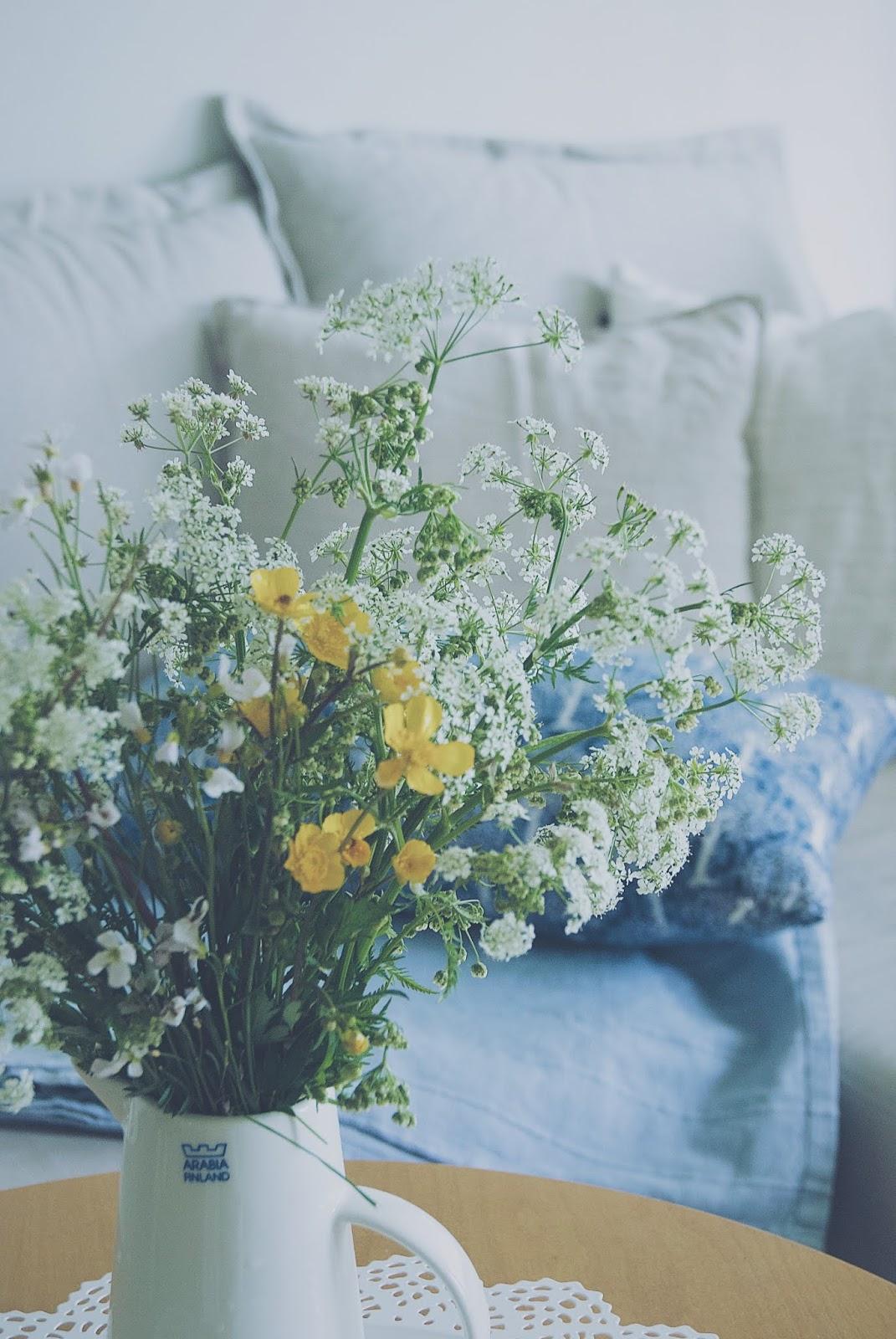 boho kukkakimppu