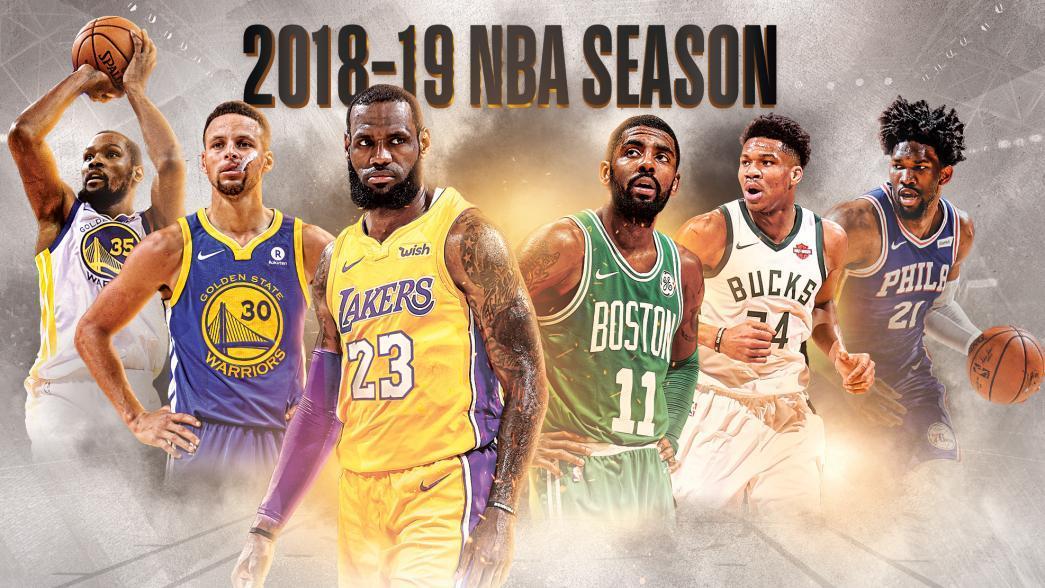 75d55de22 Todas las fechas clave de la NBA 2018-2019