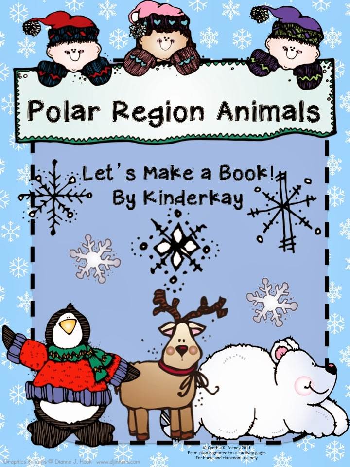 http://www.teacherspayteachers.com/Product/Polar-Region-Animals-Lets-Make-a-Book-137616