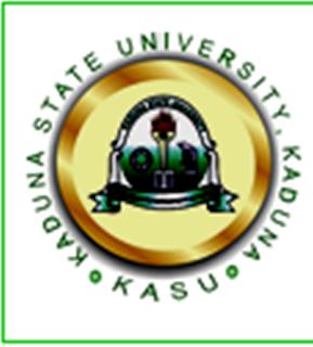 Kaduna State University, KASU