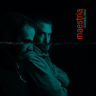 Scoop & J.Keuz - Maestria (2017) - Album Download, Itunes Cover, Official Cover, Album CD Cover Art, Tracklist