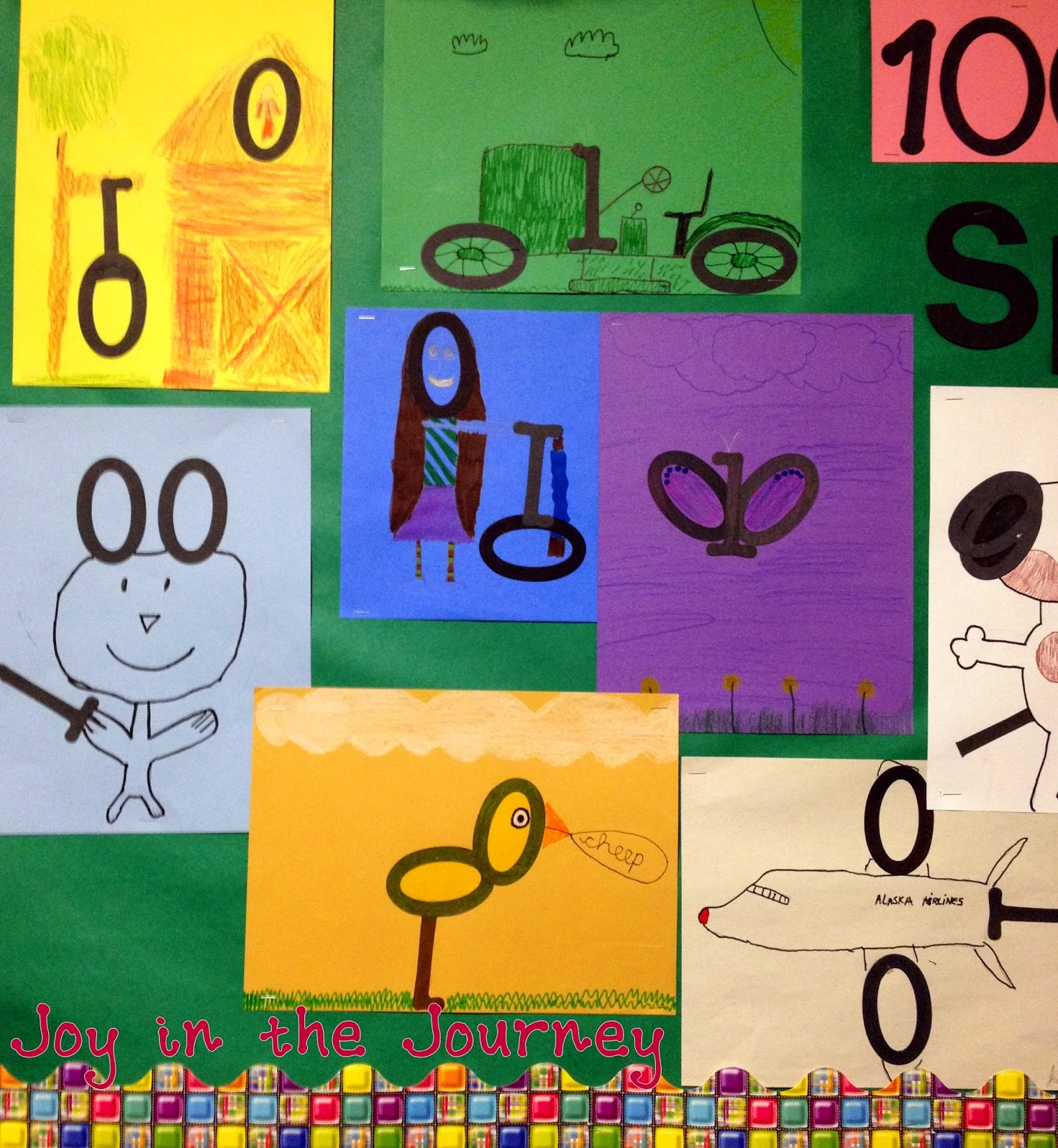 Looking for some fun 100th day of school activities to use in your elementary classroom? Check out this blog post, chocked full of free, fun, and engaging  ideas to help you celebrate the 100th day of school. Blog post by Jessica Lawler @ Joy in the Journey