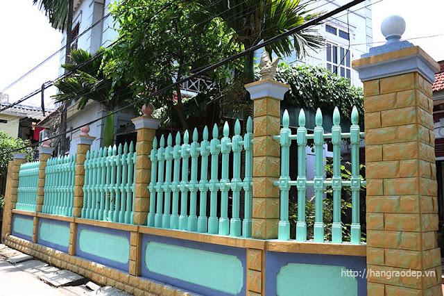 Chọn hàng rào để chống nóng cho ngày hè?