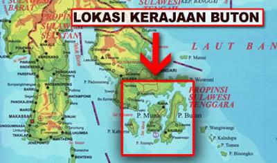 Kerajaan Islam di Sulawesi - Buton