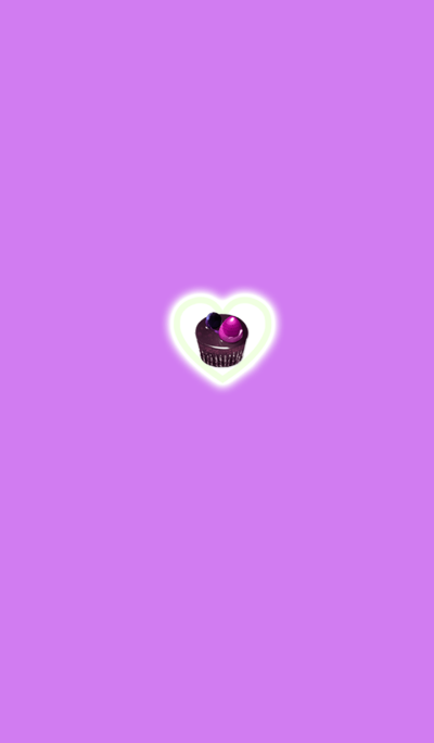 プチチョコケーキベリーベリー