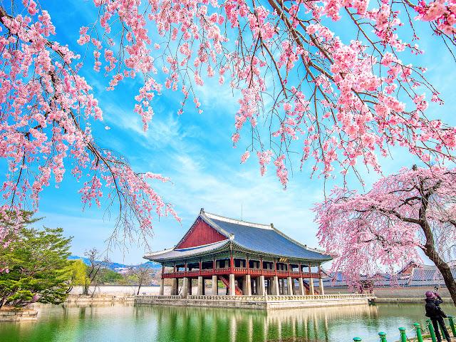Honeymoon ke Korea Selatan - Gyeongbokgung Palace