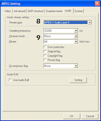 How to Play MPEG-1 videos using Moonshell 3