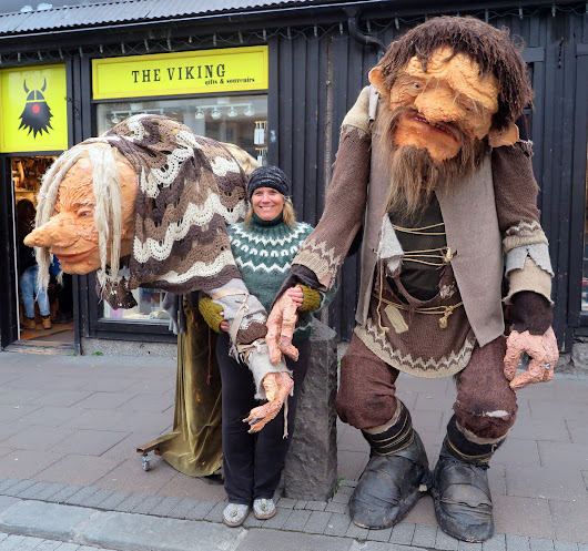 Iceland's Magical Geography of Trolls and Elves