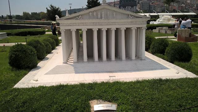 Miniatürk Artemis Tapınağı
