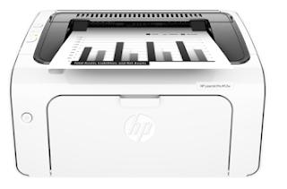 Das HP LaserJet Pro Drucker htam M12W weiß mit Druck zu 19 Seiten pro Minute, eine Papierkapazität von bis zu 150 Blatt-Papierzuführung, Tastgrad zu 1.000 Seiten pro Monat.