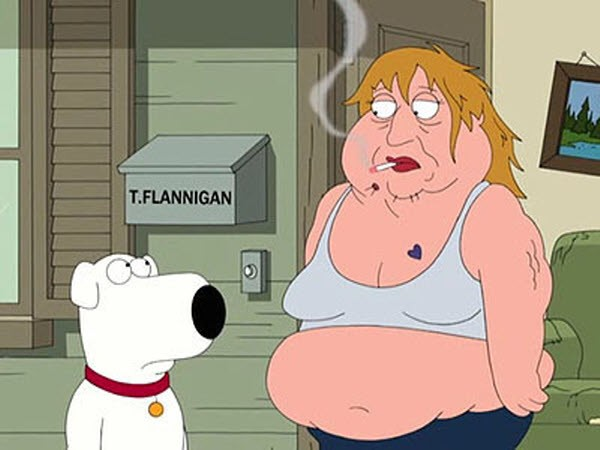 Family Guy - Season 6 Episode 11: The Former Life of Brian
