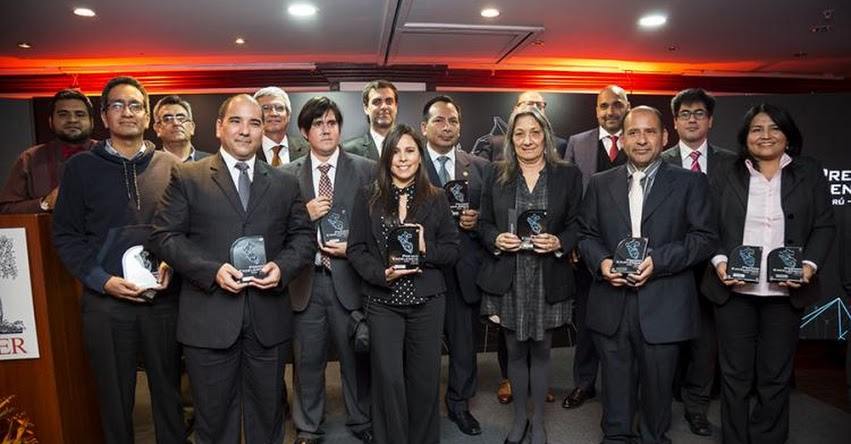 Premios Excelencia Elsevier reconoció a 14 científicos peruanos