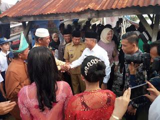 Bupati OKI Kunjungi Desa-Desa Pesisir Timur