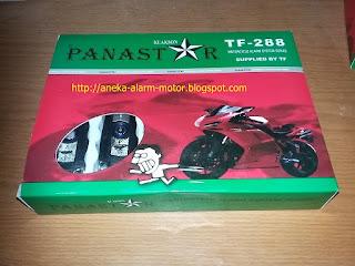 Alarm Motor PANASTAR