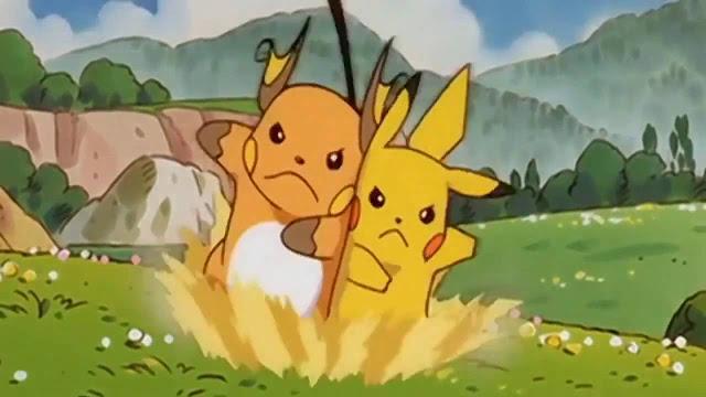 La evolución descartada de Pikachu: Goruchu, con cuernos y colmillos
