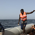 See Photos Of African Immigrants Stepping Over DEAD BODIES After Being Rescued In The Mediterranean Sea