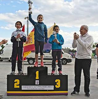 Atletismo Aranjuez Torrejón de Ardoz