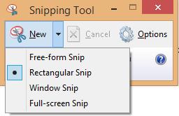 kamu akan melihat perbedaan dengan trik menarik dan short key 5 cara mengambil screenshot di Windows 7/8/10