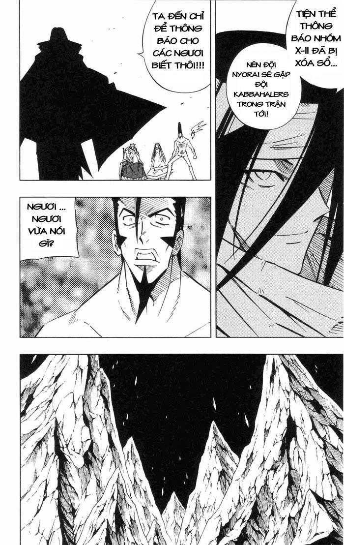 Shaman King [Vua pháp thuật] chap 238 trang 8