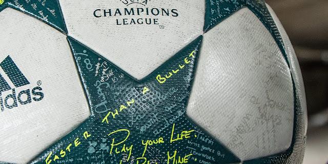 Bola Resmi Liga Champions 2016-17