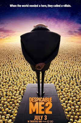 Despicable Me 2 2013 720p HEVC Hindi Dual Audio