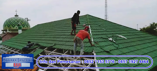Distributor Pemasangan Baja Ringan Jakarta, Bekasi, Depok, Tangerang