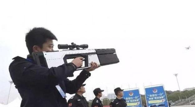 senjata pembunuh drone