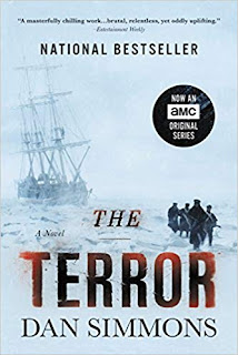 cover of The Terror by Dan Simmons