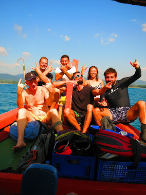 PADI IDC for February 2018 in Khao Lak, Thailand has been completed