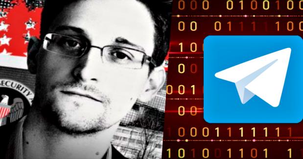 Messenger Snowden