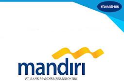Lowongan Kerja Admin Collection PT Bank Mandiri (Persero) Tbk