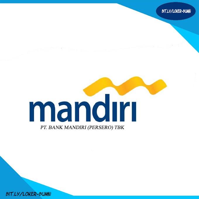 Rekrutmen Lowongan Kerja PT Bank Mandiri (Persero) Tbk