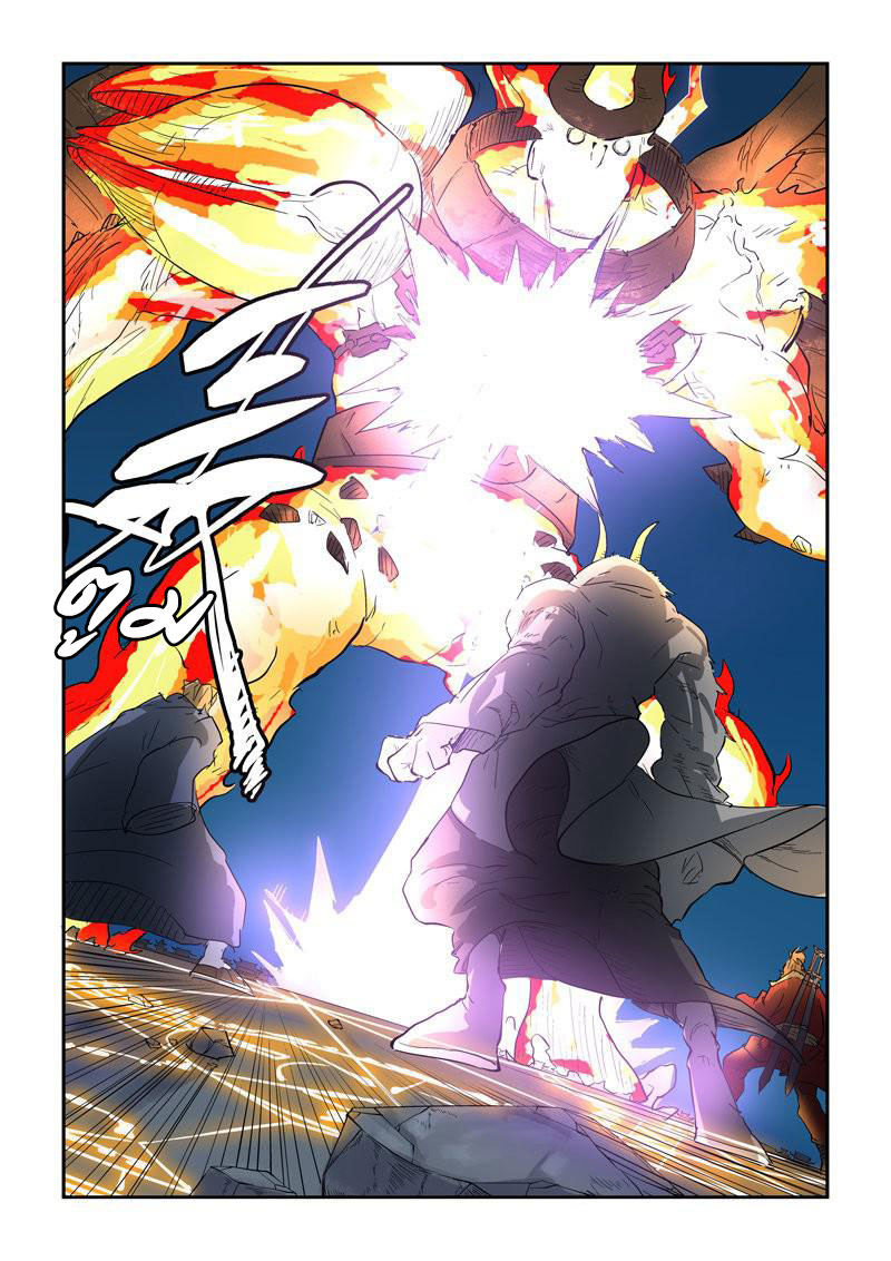 Tales of Demons and Gods ตอนที่ 135.2 หน้า 2