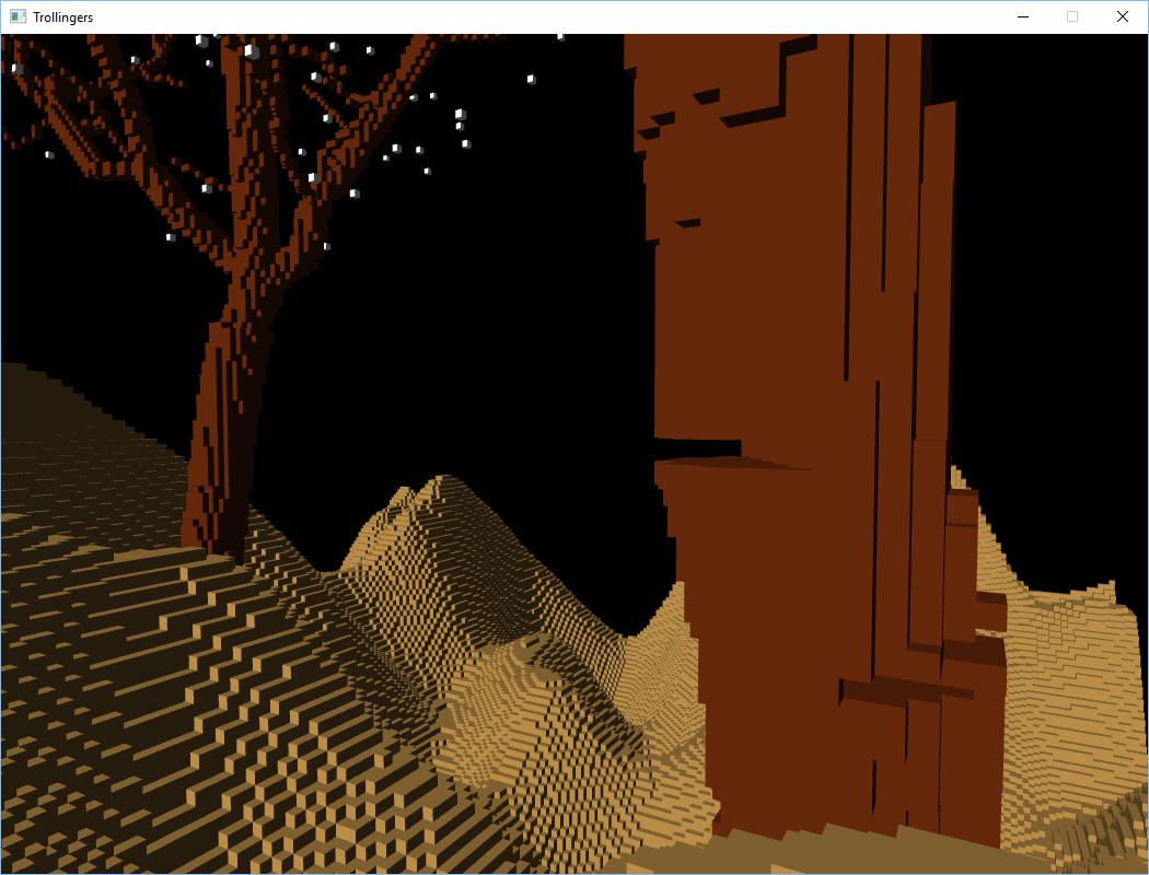 BuschnicK: Writing a Voxel engine from scratch in Vulkan