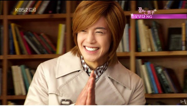 Crying Girl And Boy Wallpaper Kim Hyun Joong Quot Alien Prince Quot Boys Over Flowers Revision