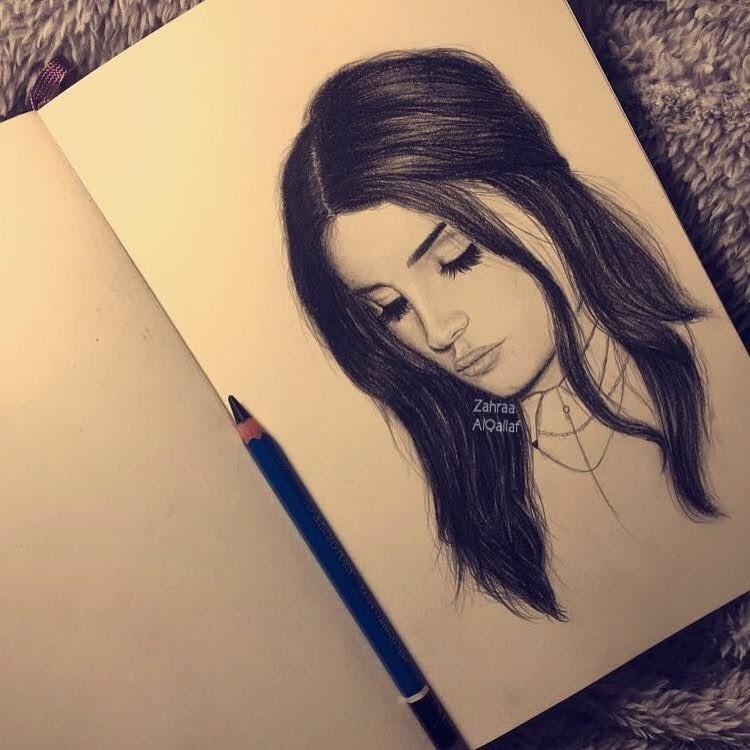 03-Zahraa-AlQallaf-Find-Escapism-in-Drawing-Portraits-www-designstack-co