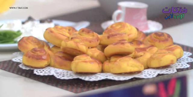 طريقة عمل فطائر الزعفران