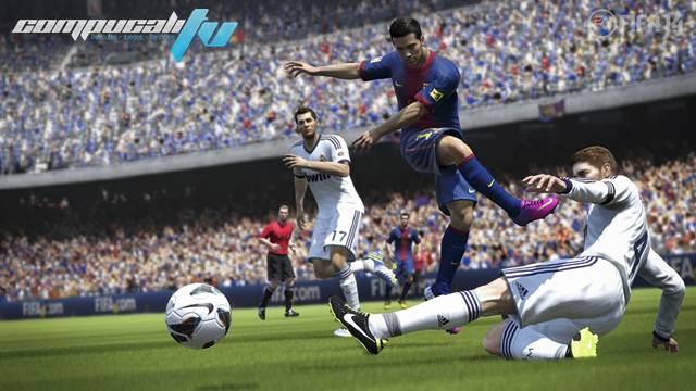 FIFA 14 PC Español Física del Balon
