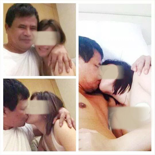 Governor Edgardo Tallado sex photo scandal
