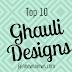 "Top 10 Ghauli/Gahuli Designs that will make you say ""Wow!"""
