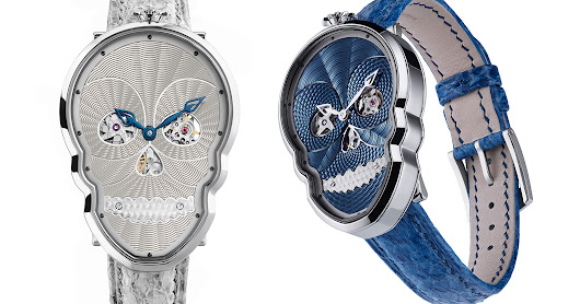 Watches By SJX: Fiona Krüger Introduces the Petite Skull, Mechanical Memento Mori for the Wrist