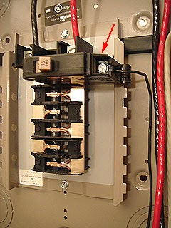 110 Cord Wiring Diagram Electric Work Adding Sub Panel Installing Amp Wiring The