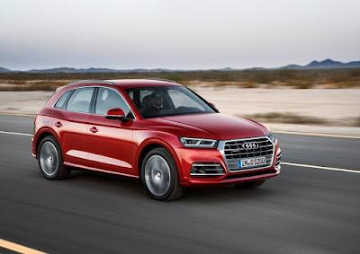 Νέο Audi Q5: Νέας γενιάς τετρακίνηση quattro με τεχνολογία ultra