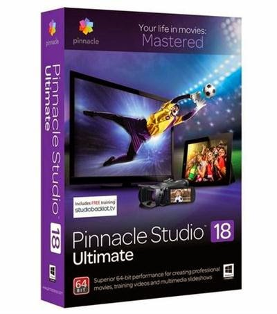 pinnacle studio templates - pinnacle studio ultimate 18 trial collection free download