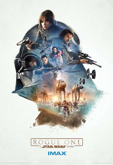 Poster IMAX de Rogue One: A Star Wars Story
