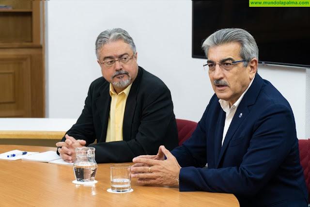 Román Rodríguez apuesta por actualizar la Ley Canaria del Transporte